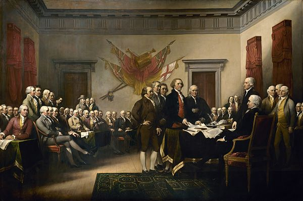 Why Declaring Independence Does Not Guarantee Freedom