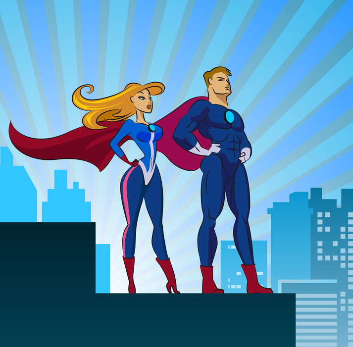 Why Superheroes Can Make Lousy Leaders